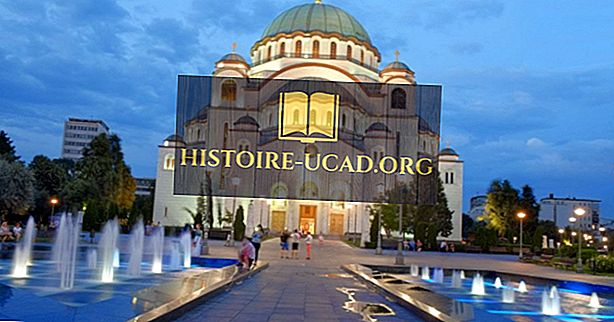 Croyances religieuses en Serbie