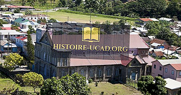 Croyances religieuses à Sainte-Lucie