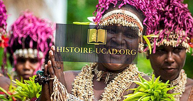 सोलोमन द्वीप की संस्कृति