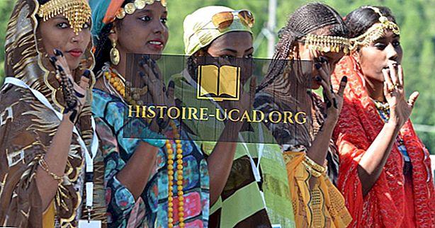 Kultura Džibutija
