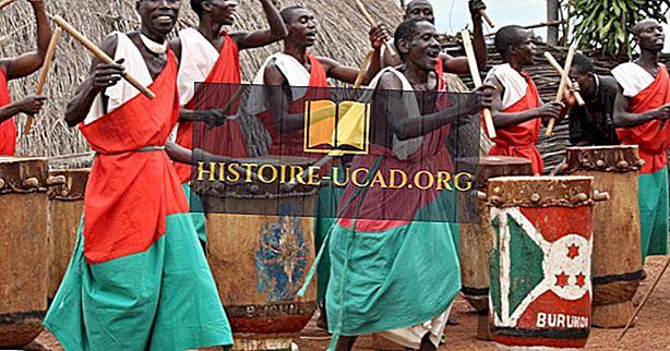 La culture du burundi