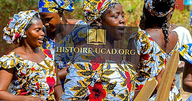 De cultuur van Senegal