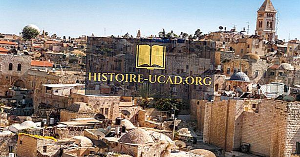 كم مرة تم تدمير القدس؟