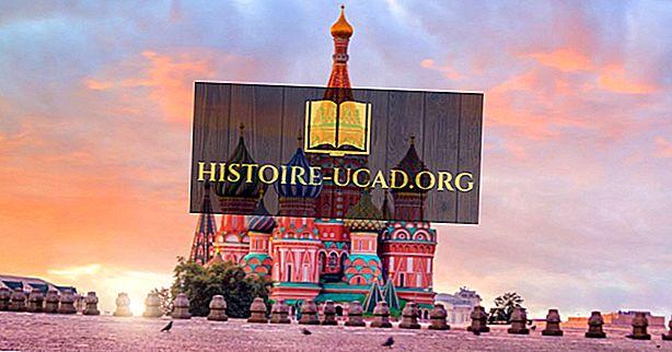 Kratka zgodovina Rusije