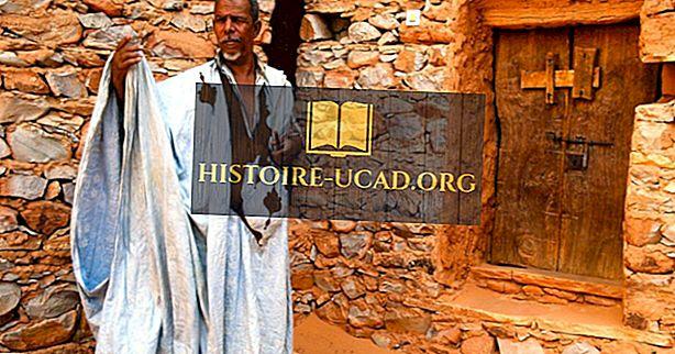 Културата на Мавритания