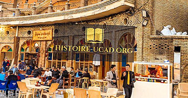 La culture de l'Irak