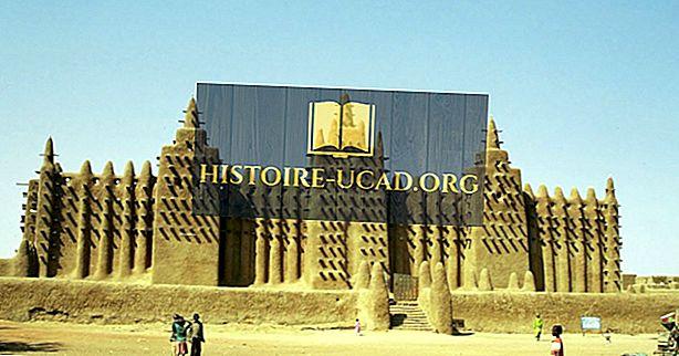 Djenné-Djenno của Mali cổ đại