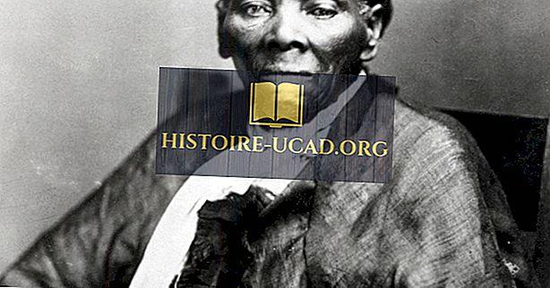 Harriet Tubman - tärkeitä lukuja Yhdysvaltain historiassa