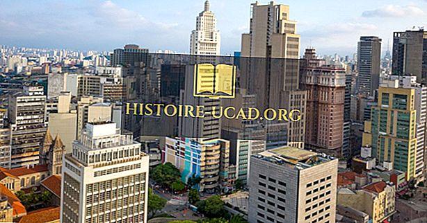 Najveći gradovi u Brazilu