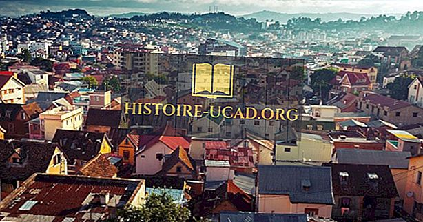 Les plus grandes villes de Madagascar