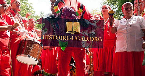 Groupes ethniques au Venezuela