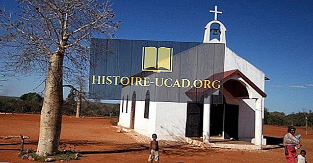 Wierzenia religijne na Madagaskarze