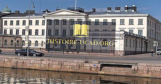 Quelle est la capitale de la Finlande?