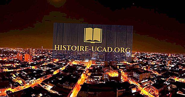 Didžiausi miestai Paragvajaus mieste