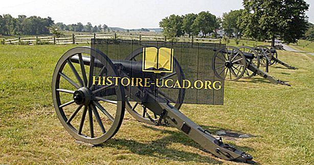 Batailles majeures de la guerre civile américaine