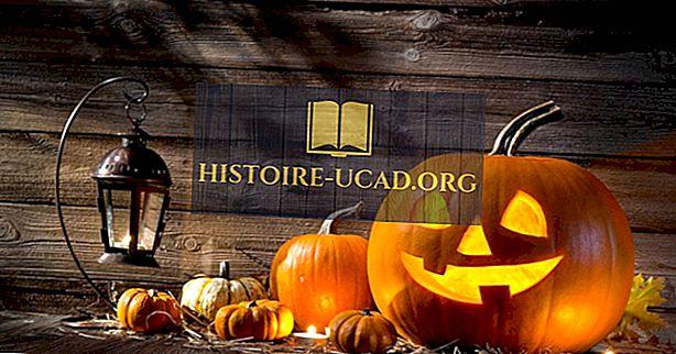 Zakaj ljudje praznujejo Halloween?