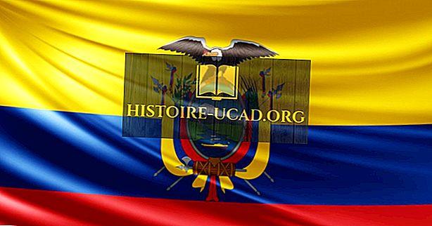 Kokiomis kalbomis kalbama Ekvadore?