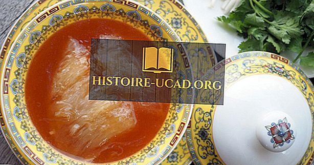 Što je juha od ajkule?