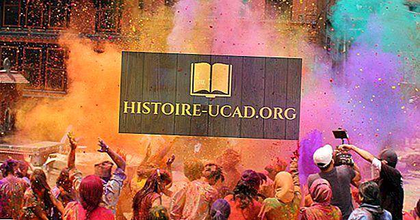 ما هو مهرجان هولى؟