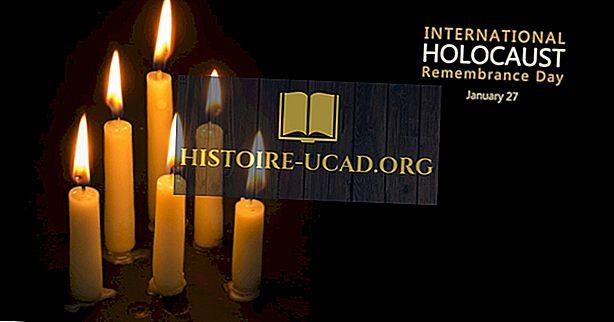Kada je Dan sjećanja na holokaust?