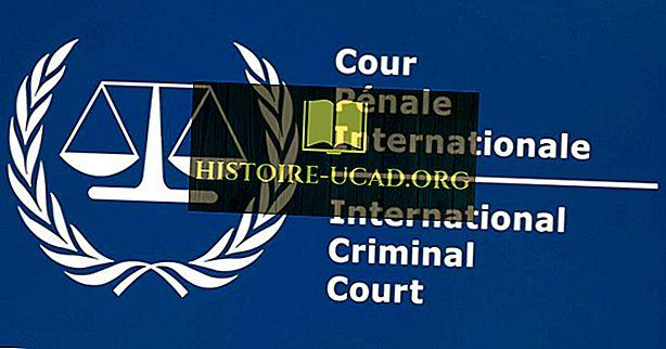 Co je Mezinárodní trestní soud?