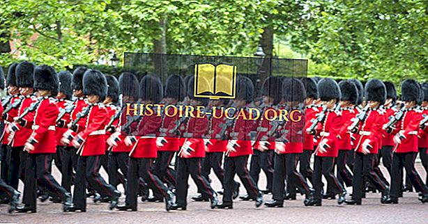 Co je to Trooping the Color?