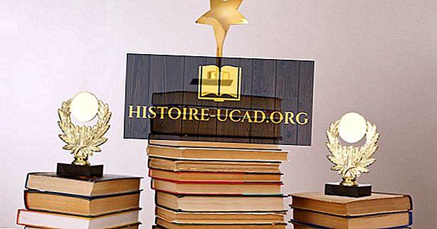 Nejprestižnější literární ceny na světě