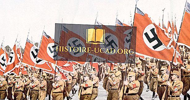 Qui étaient les puissances de l'axe de la seconde guerre mondiale?