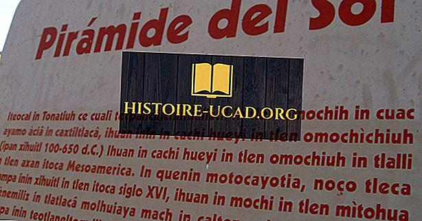 Езикът на нахуатъл от Мексико