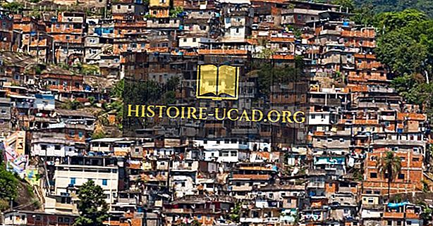 Шта су Фавелас оф Бразил?