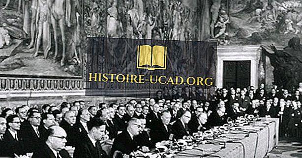 Quand fut fondée l'Union européenne (UE)?