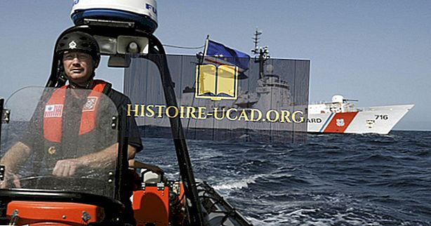 Yhdysvaltojen rannikkovartiosto (USCG)