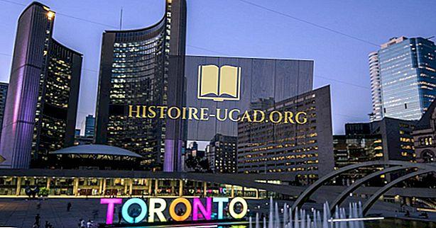 Najväčšie mestá v Kanade