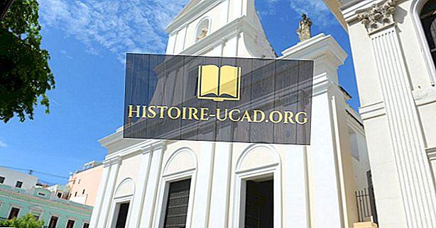 Hvor er den eldste kirken i Amerika?