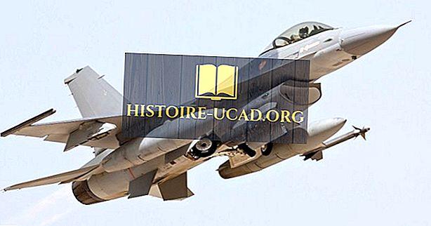 الطائرات المقاتلة للقوات الجوية حول العالم