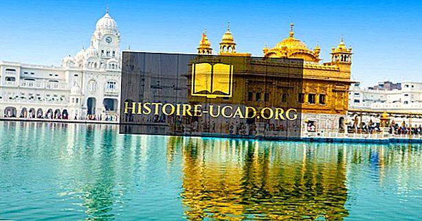 Основные религии в Индии