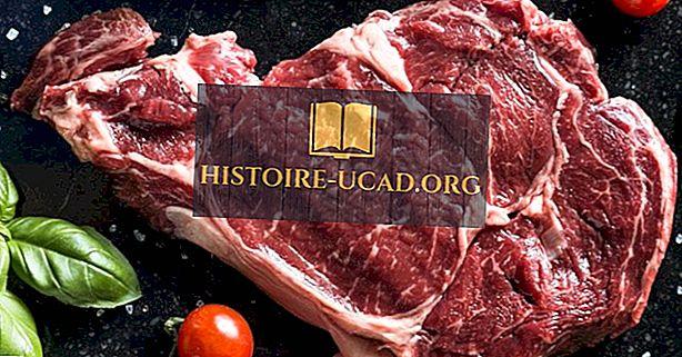 Principaux pays consommateurs de viande rouge