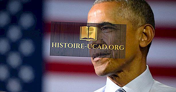 Barack Obama, 44. præsident i USA