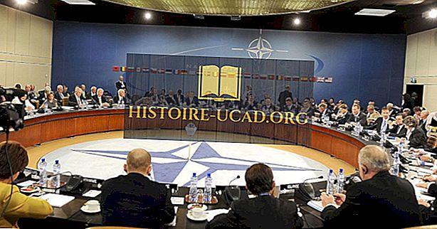 Hlavné vojenské intervencie NATO
