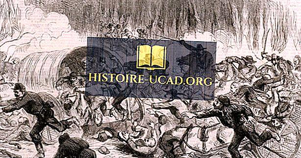 Первая битва при Булл Ран: Гражданская война в США