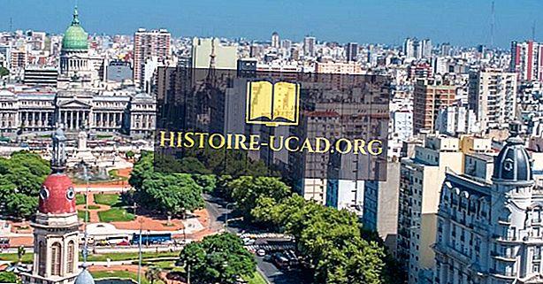 Největší města v Argentině
