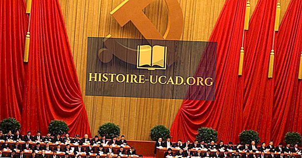 Største og mest indflydelsesrige kommunistiske partier i dag