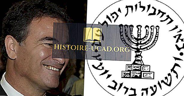 Мосад - израелското централно разузнаване