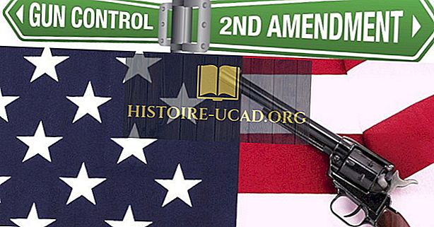 Mitä sanoo Yhdysvaltain perustuslain toinen muutos?
