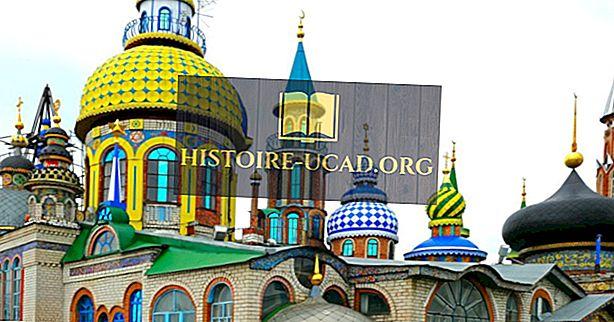 Principales religions en Russie