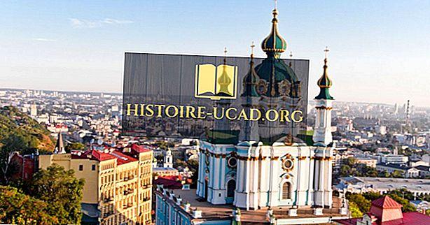 Las religiones más grandes en Ucrania