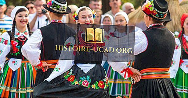 Didžiausios etninės mažumos Lenkijoje