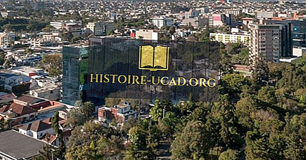 Μεγαλύτερες πόλεις στη Γουατεμάλα