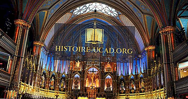 Belangrijke godsdiensten van Canada