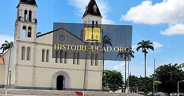 Религия в Сао Томе и Принсипи